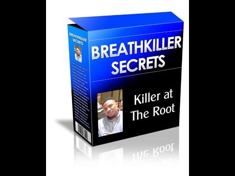 How To Kill Bad Breath Using My 4 Phase Formula