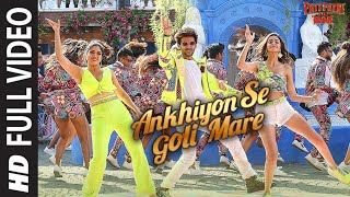 Full Video:Ankhiyon Se Goli Mare | Pati Patni Aur Woh | Kartik A, Bhumi P, Ananya P |Mika S, Tulsi K
