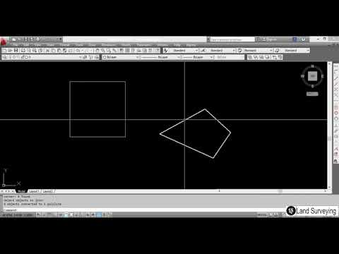 How to Get Area in Auto CAD