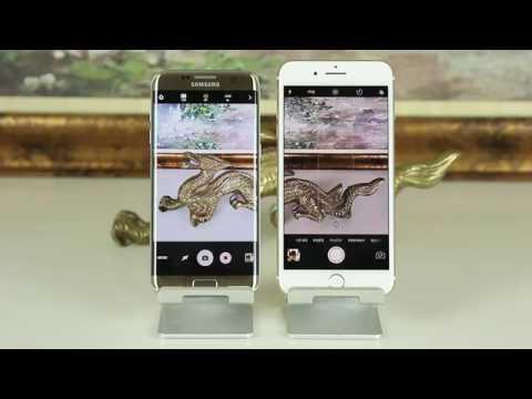 iPhone 7 Plus vs Galaxy S7 Edge Camera Comparison: The Bokeh Effect