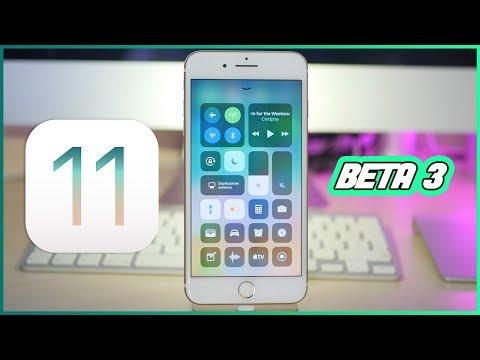 iOS 11 beta 3: tutte le novità!