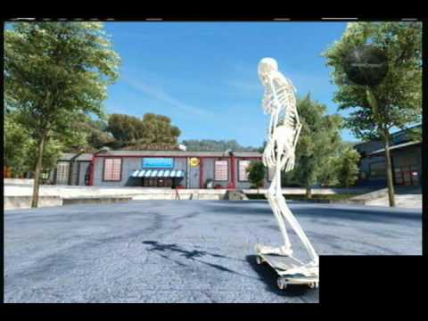 Skate 3 Glitch:How to get freeplay characters in online freeskate