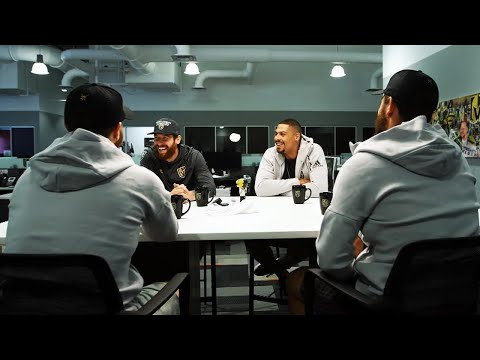 Golden Knights of the roundtable with Ryan Reaves