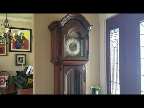 Howard Miller Grandfather Clock - Westminster