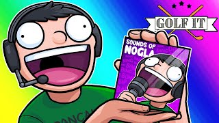 Golf-it Funny Moments - Nogla