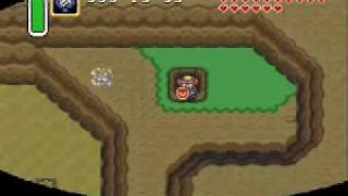 Final Boss + ending : Zelda A Link to the Past ( Snes )