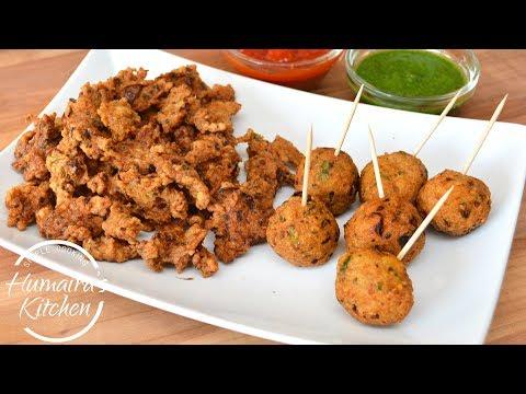 Chicken Keema Pakora - Ramzan Special Recipe - Chicken Lollipop  - Chicken Pakora Recipe Pakistani