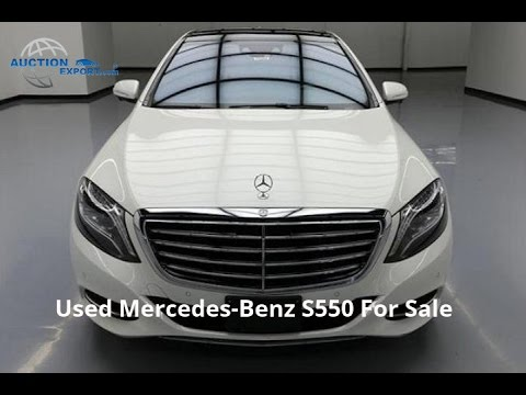 Used Mercedes for Sale in USA, Shipping to UAE