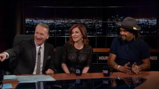 Overtime with Bill Maher: Hacked Cars, The GOP