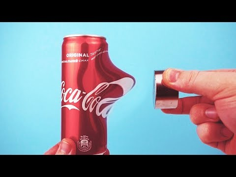 5 AWESOME MAGNET TRICKS!