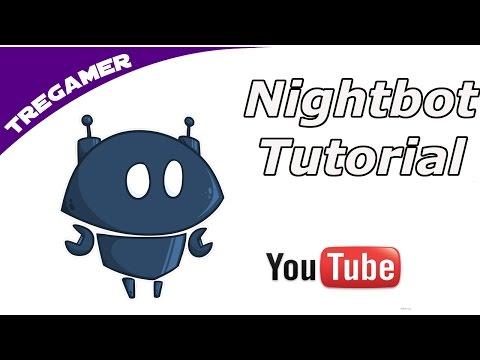 Nightbot Commands Tutorial {Danish}