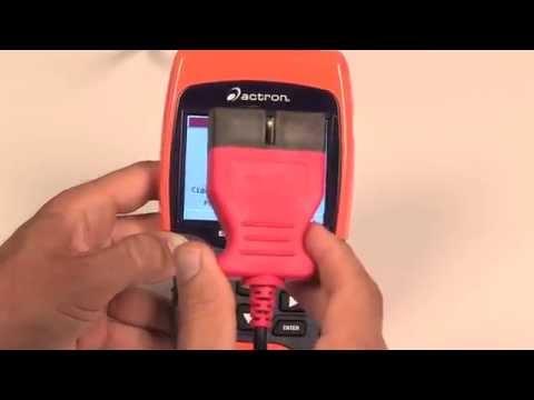 Actron CP9690 Elite AutoScanner®