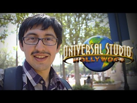 Tour por Universal Studios Hollywood - Chilenito TV