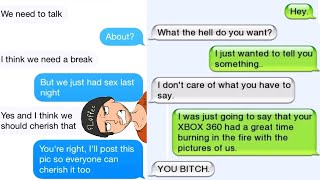 Worlds Worst Breakup Texts! #5