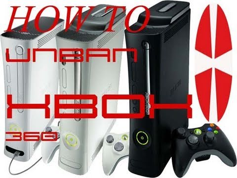 How To Unban Your Xbox 360 Console! Microsoft DUNN GOOFED!