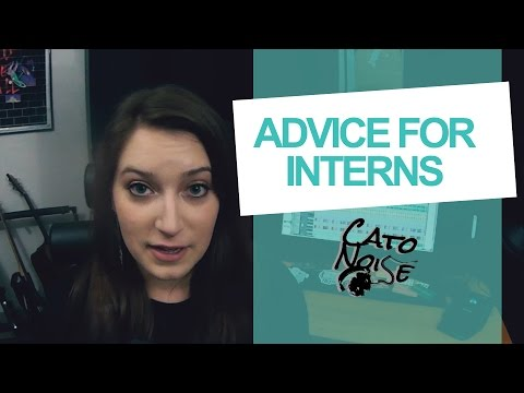 Recording Studio Advice: 6 Tips for Interns & Assistants