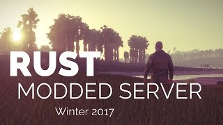 Rust - How To Setup A Server in 3 minutes - PlayItHub