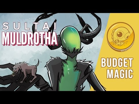 Budget Magic: $98 (23 tix) Sultai Muldrotha (Standard)