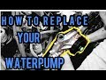 Chevy Truck 1999-2013 water pump replacement (FULL DETAIL)