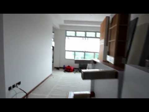 BTO 3 Room HDB renovation by Interior Designer Ben Ng -- Part 3 -- Carpentry