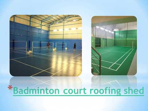 Badminton court Contractors In Chennai,Trichy,Coimbatore,Vellore,Pondicherry,Salem,Madurai