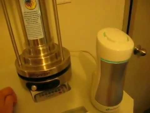 UVC air sanitizer review