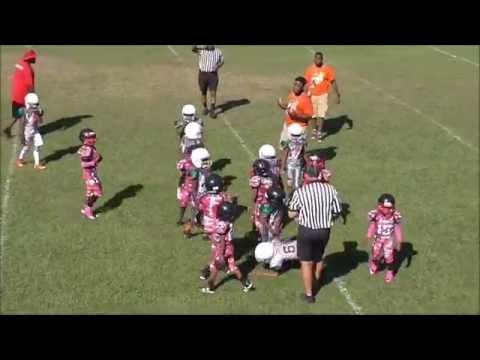 F.L.A. Vikings vs Gainesville Hurricanes - 6u