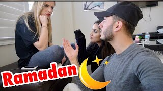 MY WHITE friend asked me about RAMADAN...