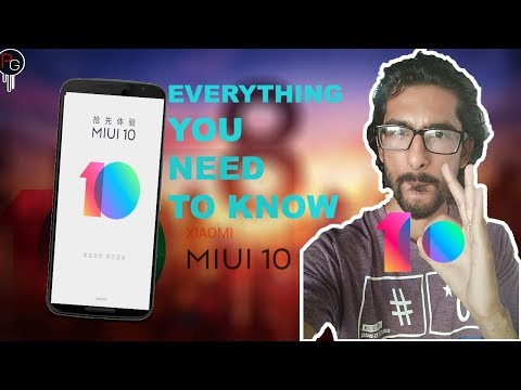 Top 5 Best  MIUI10 Features & Supported  Devices|| First  Look And Review||