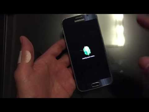 Galaxy S6: How to Hard / Factory Reset