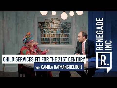 Child Services Fit For The 21st Century - Trailer
