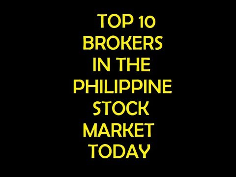 Top 10 Brokers in the Philippine Stock Market