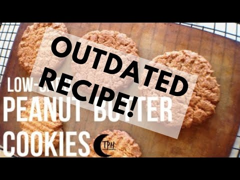 Keto Peanut Butter Cookies | Chewy Low-Carb Peanutbutter Cookies | Sugar-free Cookie Recipe
