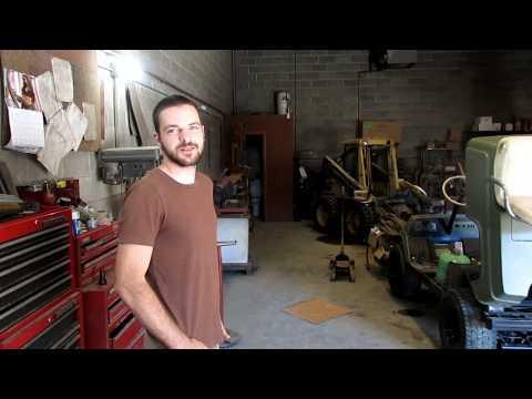 Yamaha G1 Part 36: Major Oil Leak From the Golf Cart