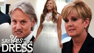 Opinionated Groom Has Long List Of What The Bride Shouldn&'t Wear | Say Yes To The Dress Atlanta