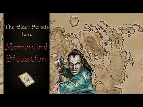 Morrowind Current Situation (4E 201) - The Elder Scrolls Lore