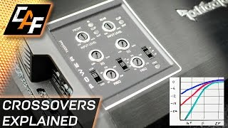 Improve Sound Protect Speakers How To Set Crossovers Caraudiofabricat