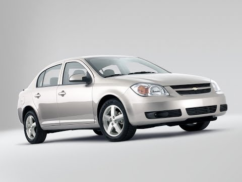 How to Change The Oil On A 2007 Chevy Cobalt