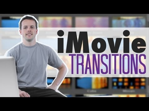 Video Editing Effects - iMovie Transitions Sample