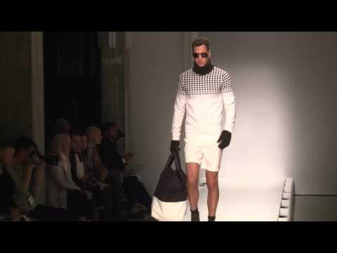 Nautica - Fall/Winter 2016-2017 at New York Fashion Week: Men's