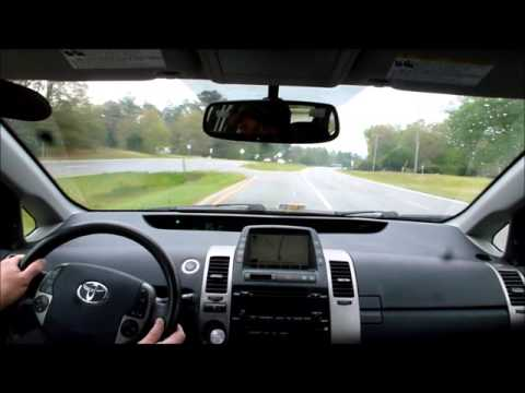 2008 Toyota Prius Test Drive