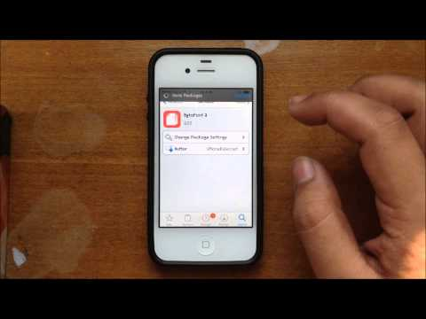How To Change Your Font On iOS7 (BytaFont2)