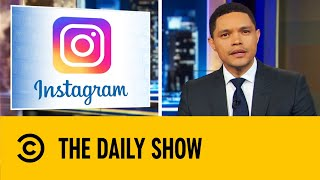 Trevor Noah Roasts Social Media | The Daily Show With Trevor Noah