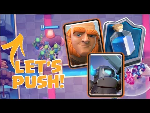 5600 PUSH WITH NEW GIANT DECK! | Attempting To Get Close To Champions But Failing Series #571