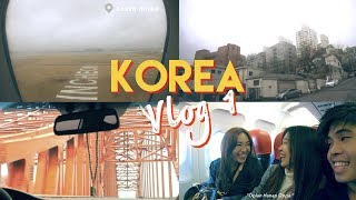 Download KOREA TRAVEL VLOG 1: Airport OOTD, KLOOK & AIRBNB Experience Video