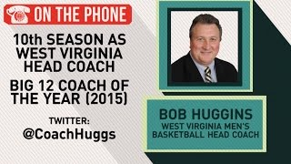 Gottlieb: Bob Huggins talks West Virginia basketball