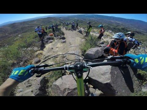 MY FIRST MOUNTAIN BIKE RACE! | Socal Enduro Series Vail Lake #5 2017 Cat 1 Men