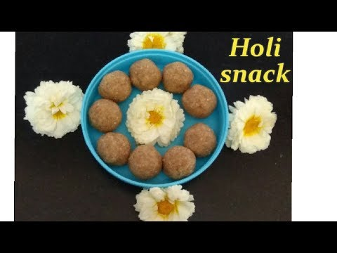 Peanut ladoo|holi snack recipe|kadalai urundai|groundnut balls|கடலை உருண்டை