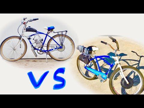 Gas Bike vs Ebike - Which Is Better?