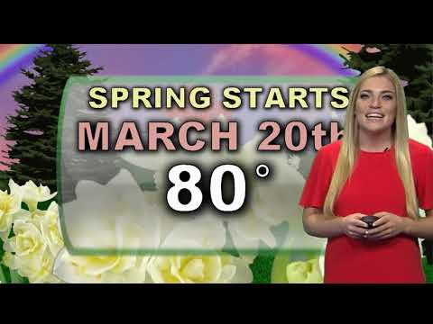 Weather Update, March 20, 2018 | Cronkite News